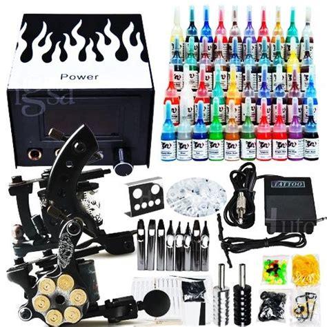 professional complete cheap tattoo kits  guns machines  ink sets tattoos gun  sale tattoos