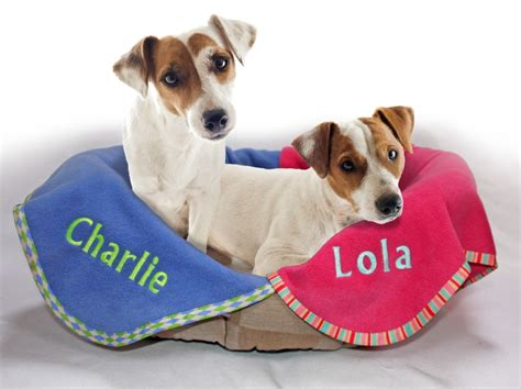 puppy blanket personalised pet blankets chelsea dogs