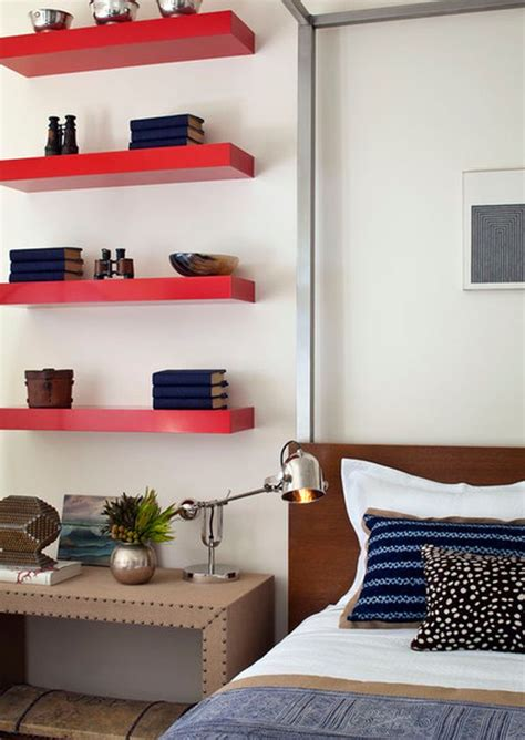 cool shelves for bedrooms cool bedroom shelves home design