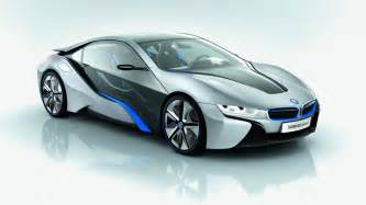 bmw i3 all electric and i8 in hybrid cars revealed