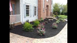 landscaping ideas front yard hardscape designs garden post