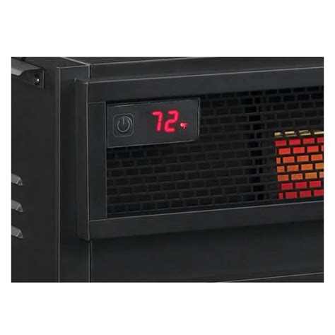 classic 23 electric fireplace insert with infrared