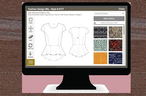 fabric draping software bootstrap fashion design tools definitely planning to