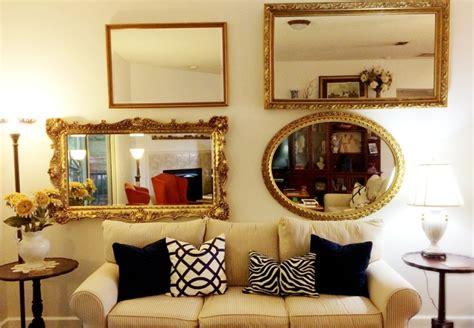 decorar paredes salon con espejos decorar con espejos 34 ideas alucinantes para interiores