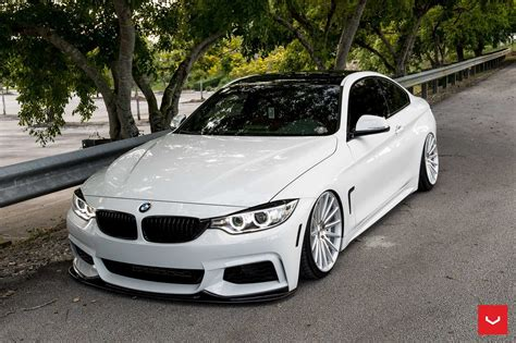 white girly cars bmw 4 series cars coupe white vossen wheels wallpaper