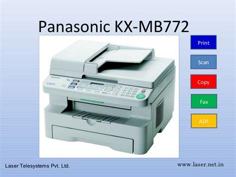 Toner Panasonic Kx Mb772 panasonic kx mb772