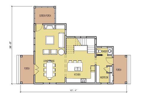 Simply Elegant Home Designs Blog: New Unique Small House Plan!