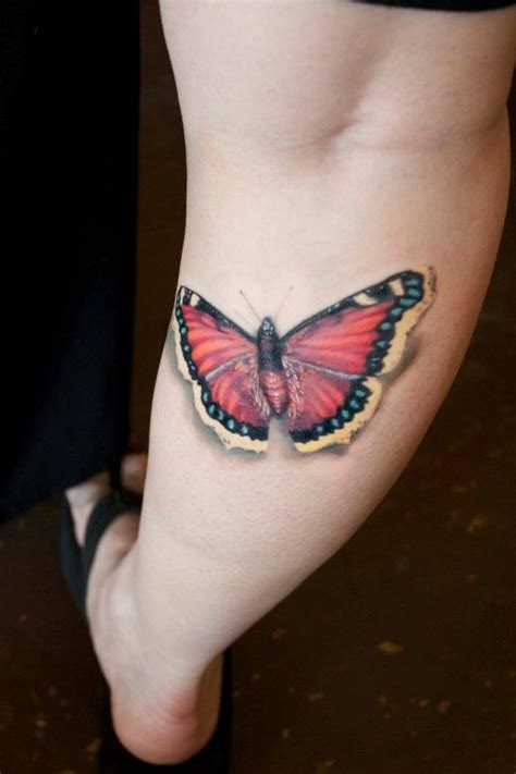 butterfly tattoo placement realistic butterfly tattoo by monte livingston beautiful