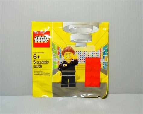 Sale Lego 5001622 Lego Store Employee 2013 5001622 lego store employee 樂高商店員工 set 開箱鑑賞 玩樂天堂 pockyland