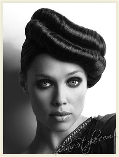 vintage hairstyles black hair 40 best images about retro vintage hair styles on