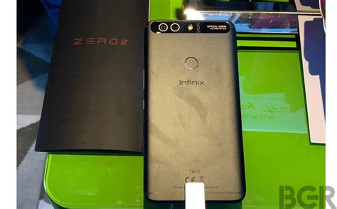Infinix Zero5 infinix zero 5 with dual cameras launched at rs 17 999