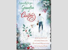 Especially for you Grandson at Christmas | Greeting Cards ... Loving Words For Husband
