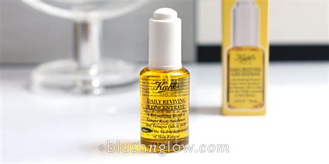 Kiehls Daily Reviving Concentrate 1 kiehl s daily reviving concentrate blushnglow