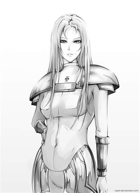Komik Claymore No 14 claymore by sspit on deviantart