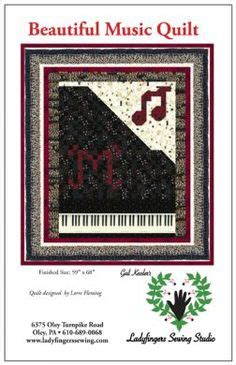 Piano Quilt Pattern by 1000 Images About Quilts On Musicals
