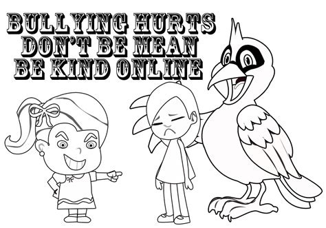 internet safety coloring page az coloring pages