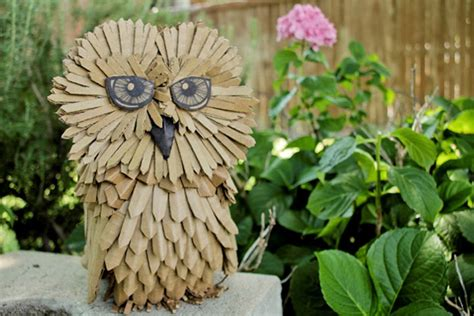 Floors And Decors cardboard owls diy ideas wastehunter com