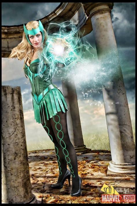 thor film enchantress rumor the enchantress to appear in thor 2