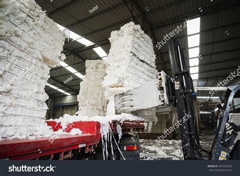 paper pulp mill stock photo 401992303