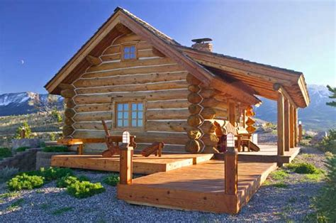 log homes and log cabins articles information house plans log home living s 10 favorite small log cabins