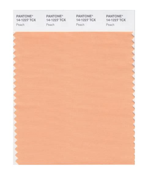 peach pantone buy pantone smart swatch 14 1227 peach