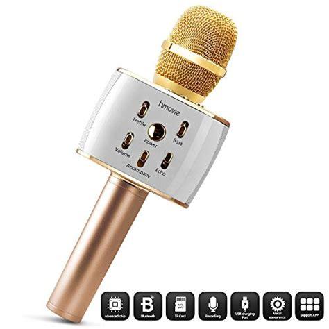 Sale Portable Microphone Frozen Mic best buy 2600mah karaoke microphone 10w loud sound live karaoke effect wireless singing