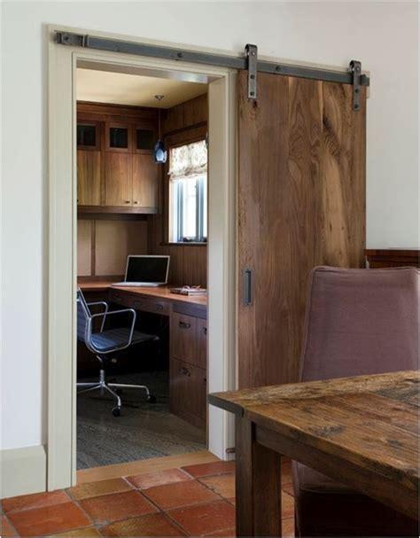 Modern Farmhouse Style Centsational Girl Office Barn Doors