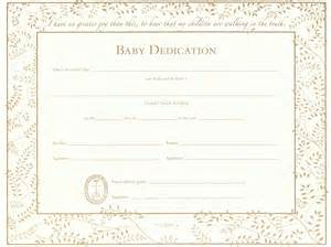 baby dedication certificate template baby dedication certificate cake ideas and designs