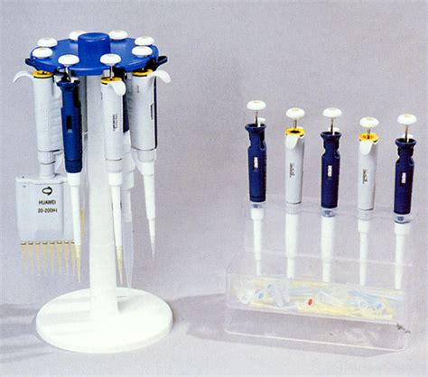 globe globe pipette stand with base education