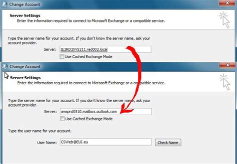 Office 365 Outlook Cannot Connect To Server Office 365 Outlook 2007 Exchange Server