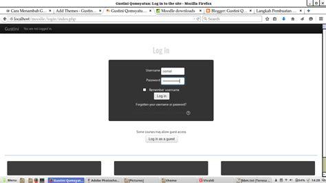 cara membuat website e learning cara membuat soal e learning pada moodle gustini qomsyatun