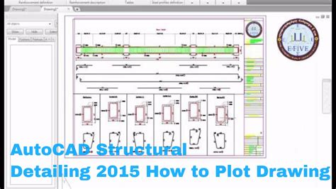 autocad 2012 tutorial how to plot a drawing layout youtube autocad structural detailing 2015 how to plot plan youtube