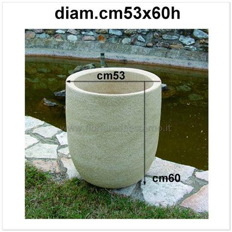 vasi pietra vasi da giardino 5404960 in pietra ricostruita fioriere