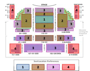 eugene oneill theatre seating views eugene o neill theatre seating chart