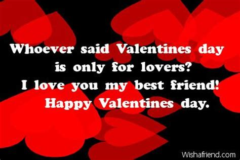 happy valentines day best friend the world s catalog of ideas