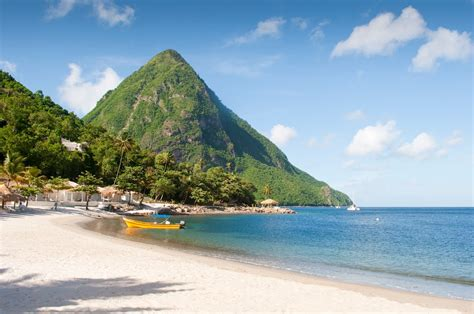 jalousie plantation st lucia panoramio photo of the gros piton from sugar
