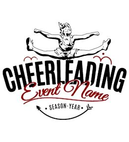 Cheerleading T Shirt Design Ideas And Templates Cheerleading T Shirt Designs Templates