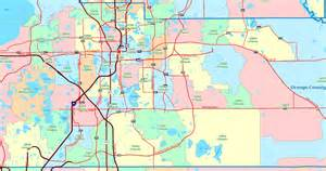 orlando florida zip codes map orlando orange county fl market sales statistics for