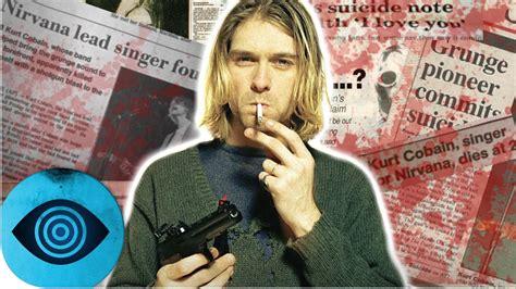 Kurt Got Stabbed by Wer T 246 Tete Kurt Cobain