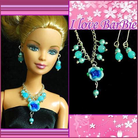 fashion doll jewelry 87 best doll jewellery images on doll