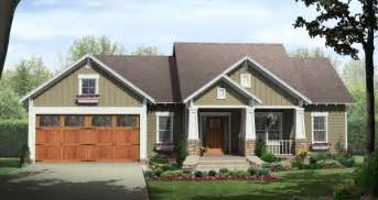 Home craftsman and bungalow house plans