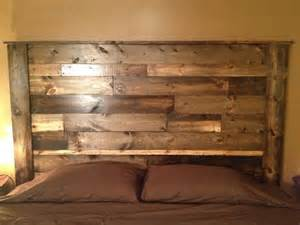 cool handmade headboards on sale 15 off rustic wood headboard with custom wood engraved initials