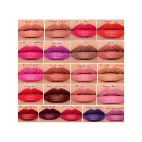 Lipstik Ysl Matte mac matte lipstick beautykitshop