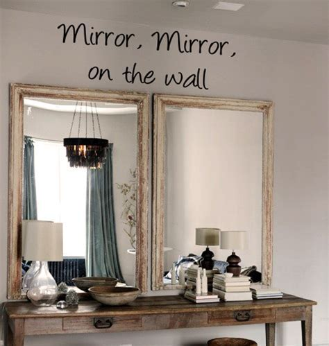 Mirror Mirror   Wall Decals   Trading Phrases