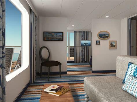 veranda kabine mein schiff balkonkabinen der mein schiff 4 kabinenaustattung guide