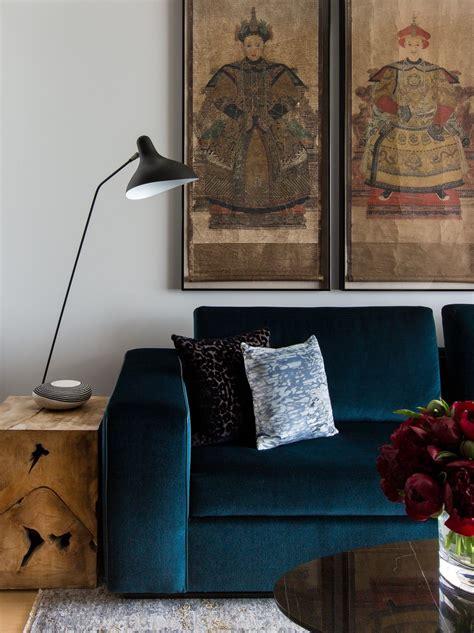 eclectic escala condominium living room living modern