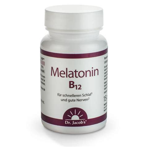 melatonin schlaf well power de shop melatonin vitamin b12 60
