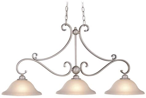 Nickel Island Light Fixture Vaxcel Pd35413bn Monrovia Brushed Nickel Kitchen Island Light Fixture Vxl Pd35413bn