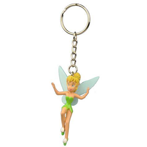 tinkerbell 3d figurine key chain