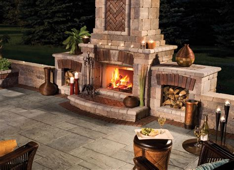 Outdoor Living Outdoor Kitchens Patio Madison Wi Outdoor Kitchen And Fireplace
